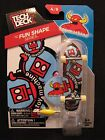 NEW! TECH DECK Fun Shape Series 4/8 Toy Machine Finger board Display Stand
