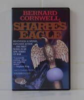 Sharpe's Eagle - by Bernard Cornwell - MP3CD - Audiobook