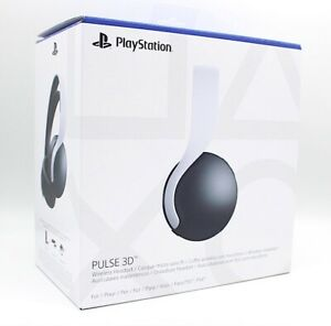 Sony PlayStation 5 PULSE 3D Wireless PS5 PS4 Gaming Headset NEW