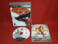 God of War III (Sony PlayStation 3 PS3, 2010)