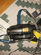 SONY Handycam Video 8 CCD-TR420E PAL + komplette Ausstattung