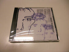 """Joseph Lee Wood """"Speed of life"""" 2006 Indie AOR cd Wood Hill Records"""