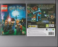 LEGO HARRY POTTER YEARS 1 - 4 PLAYSTATION 3 PS3 PS 3