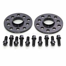 10mm Hubcentric Spacers for Audi TT, S3, A3 with RADIUS BOLTS 5x100 and 5x112