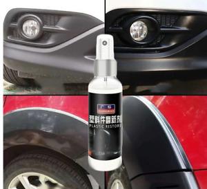 100ml Plastic Renovated Coating Paste Retreading Agent Automotive Interior Care