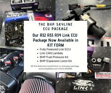 Link ECU Plugin G4+ Nissan Skyline GTR R32 R33 R34 & GTS R32 R33 ECU PACKAGE