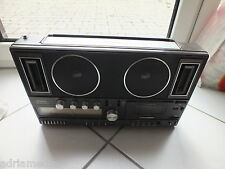 Cassette Recorder getthoblaster Grundig rr2000 RADIO RICEVITORE Boombox Retrò