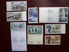 Fin de la 2 eme guerre mondiale - 8 timbres N** MNH