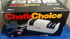 New - CHEF'S CHOICE PROFESSIONAL - 110  Knife Sharpener Free Shipping