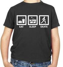 Eat Sleep Skate-Enfants T-Shirt-Skate-Skateboard - Skateboard-Love