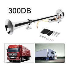 300dB 24V Fanfare Hupe Druckluft Lufthorn mit Kompressor Horn für Auto PKW LKW