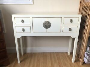 chinese sideboard/table