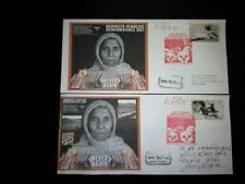 Rohingya Genocide commemorative cover sent to Rohingya refugee in Bangladesh...