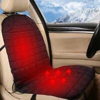 1 PC 12 V avant voiture chauffé coussin housse chauffage chaud sièges G