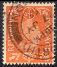 George VI definitive inverted watermark. Stanley Gibbons 503wi.