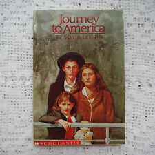 a review of sonia levitins book journey to america Get this from a library journey to america [sonia levitin charles robinson] -- a jewish family fleeing nazi germany in 1938 endures innumerable separations before they are once again united.