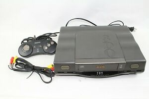 Sanyo 3DO TRY IMP-21J Video Game Console tested Working japan