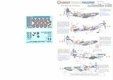 Transferts pour DEWOITINE D-520, Armée de l'Air - CONTACT RESINE 1/72 n° 72001