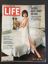 Life Magazine July 27 1962 Elsa Martinelli