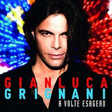 Gianluca Grignani - A Volte Esagero CD COLUMBIA