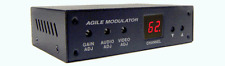 Full-Channel RCA Video Audio To RF Coax TV Channel Modulator CH2-138