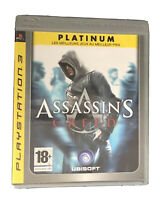 Jeu Complet Assassin's Creed PlayStation 3 PS3 / Platinum Edition / Ubisoft