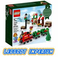 LEGO Christmas - Train Ride 40262 - rare new sealed holidays set FREE POST