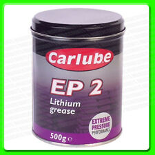 EP2 Lithium Extreme Pressure Grease 500g Tin [XGE500] High Melting Point      2P