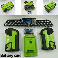 Für Greenworks 40V Rasenmäher Li-ion Akku Batterie Case Shell Gehäuse PCB Board