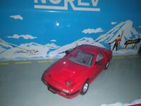 TOMICA DANDY JAPAN 1/43 MAZDA SAVANNA RX 7 RED