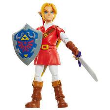 NUOVO mondo di Nintendo 10cm LINK IN goron Tunica Figura Rosso