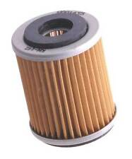 K&N OIL FILTER KN-142 YAMAHA YFM350R/FX/FW RAPTOR YFM400 BIG BEAR TTR250 350 400