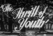 THE THRILL OF YOUTH (1932) DVD JUNE CLYDE, ALLEN VINCENT
