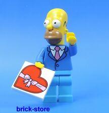 LEGO THE SIMPSONS Serie 2 (71009) Figura ( nr. 01 ) Homer Simpsons