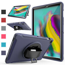 For Samsung Galaxy Tab A 8.0 SM-T290 T295 2019 Shockproof Stand Armor Hard Case