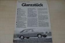 202416) Chrysler 2 Liter - Sonderdruck MOT 1973