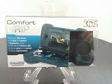 NEW BLACK DreamGear Comfort Grip Soft Silicone Protective Case Works with 3DS