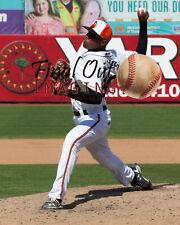 Baltimore Orioles - Delmarva Shorebirds - Jhon Peluffo - 8x10 Photo (Uns.)