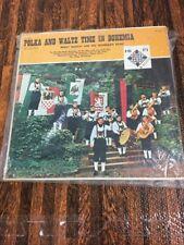 Ernest Mosch & bohemian band Polka Waltz time In Bohemia Telefunken TP-2511
