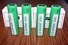 4x High Drain Rechargeable Battery Replacement For Sony VTC5 18650 2600mAh 30A