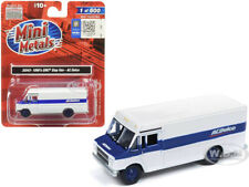 "1990 GMC STEP VAN ""ACDELCO"" WHITE 1/87 (HO) MODEL BY CLASSIC METAL WORKS 30543"