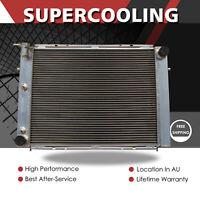 Aluminum Radiator For Holden Commodore Statesman VG VL VN VP VR VS 5.0L V8 86-00