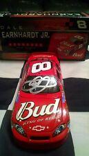 2006 Dale Earnhardt Jr Autographed #8 Budweiser 1/24