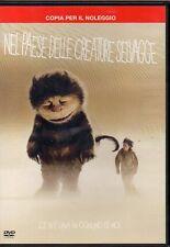 NEL PAESE DELLE CREATURE SELVAGGE - DVD (USATO EX RENTAL)