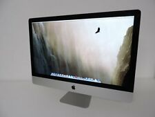 "Apple iMac Alu 27"" Core i7 2,93 GHz 16GB RAM 2TB HDD + 250GB SSD HD5750 1GB"
