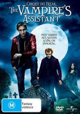 Cirque Du Freak - The Vampire's Assistant (DVD, 2010) LIKE NEW ... R 2 & 4