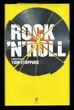 Tom Stoppard - Rock 'n' Roll; SIGNED 1st/1st