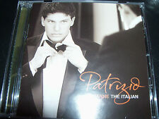 Patrizio Buanne The Italian (Australia) CD - New (Not Sealed)