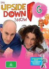 The Upside Down Show - Birthday Party Volume 6 (DVD, 2010) New Region 4
