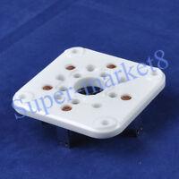 1PC 5Pin 3-500Z 4-400 U5G Base Ceramic Tube Sockets audio amp parts